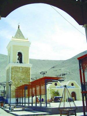 Ovnis en Tarapacá